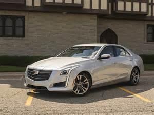 Cadillac Cars 2015 Cadillac Cts Review Carfax