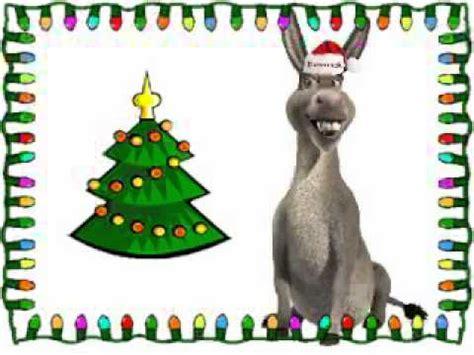 dominick the donkey ringtone dominic christmas donkey christmas decore