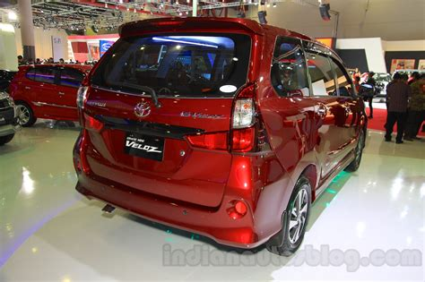 toyota grand new avanza and grand new veloz iims 2015 live
