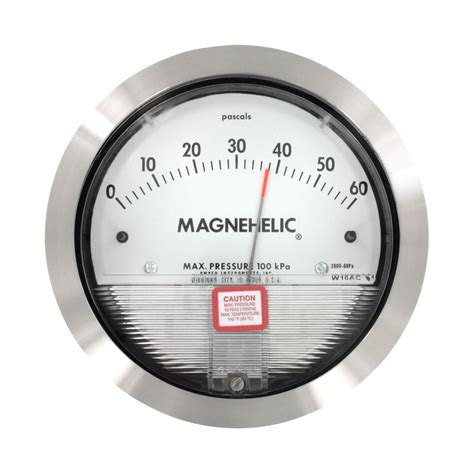 Magnehelic 0 500 Pascal series 2000 magnehelic 174 differential pressure gages is a versatile low differential pressure