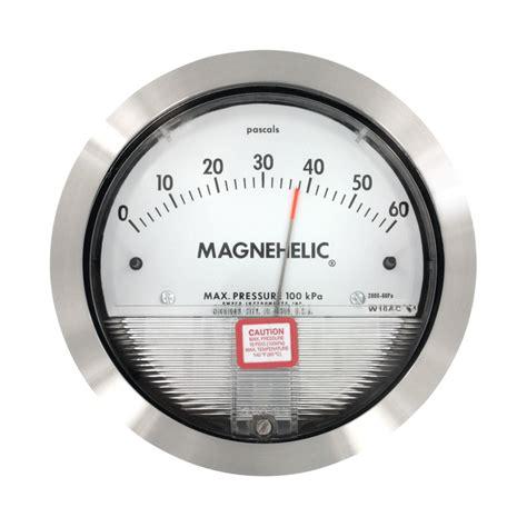 Series 2002d Magnehelic Differential Pressure Gages series 2000 magnehelic 174 differential pressure gages is a versatile low differential pressure