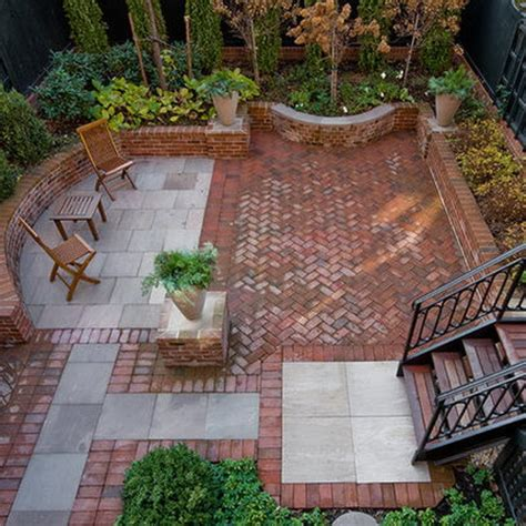 Brick Patios Designs Brick Patio Thurmanbricksle