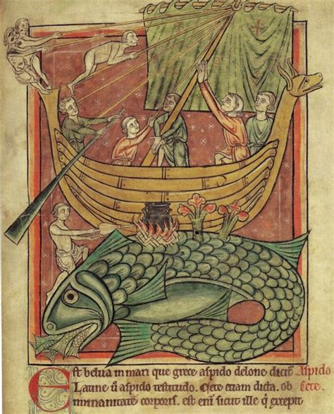 libro sea monsters on medieval medieval and renaissance sea monsters neatorama