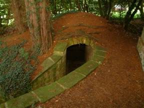 secret entrance to underground home i foresee an