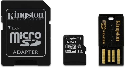Bcare Micro Sd 32gb Class 10 by Kingston Micro Sdhc 32gb Class 10 Sd Adapter And Usb