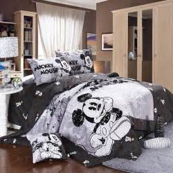 mickey mouse king size comforter mickey and minnie mouse king queen adults cartoon bedding