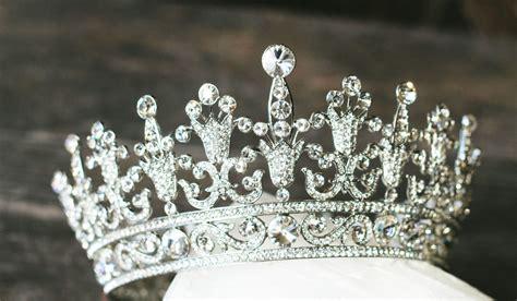 Wedding Crown bridal crown swarovski wedding crown portia