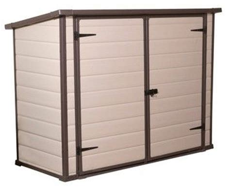 Keter Medium Storage Cabinet Bikes Bins More Sheds By Keter Pushie Sheds Plastic Manufacturers And Products