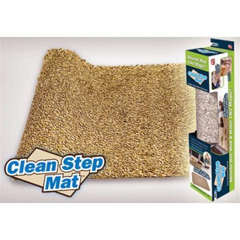 the magic clean mat clean step mat dealz