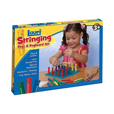 Lauri Set lauri stringing pegs and pegboard set peg boards