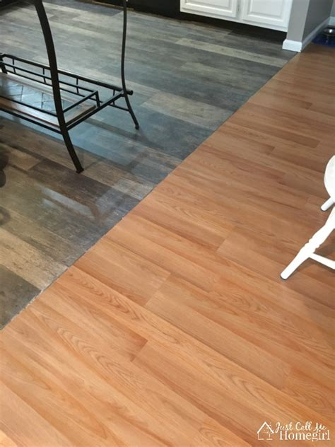 how to lay vinyl plank flooring in multiple rooms