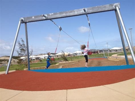 flying fox playground eglinton