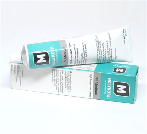 Molykote 41 Silicone Grease dow corning molykote 44 m medium high temp silicone grease