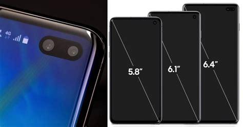 Samsung Galaxy S10 Vs S10 Plus by Samsung Galaxy S10e Vs S10 Vs S10 Plus Spec Price Comparison