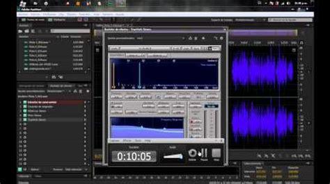 c tutorial audio video tutorial editar audio adobe audition cs6 calidad