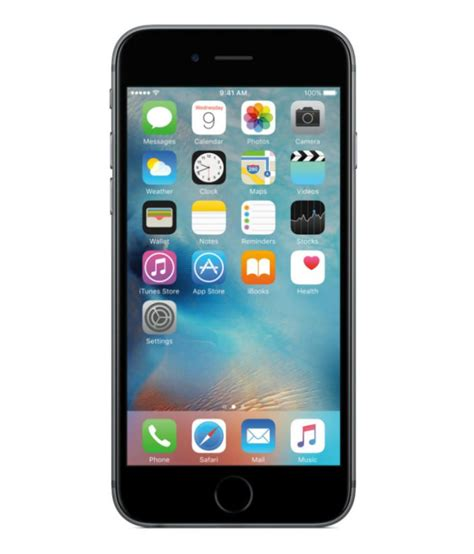 apple iphone 6s 128gb price in india specification features digit in