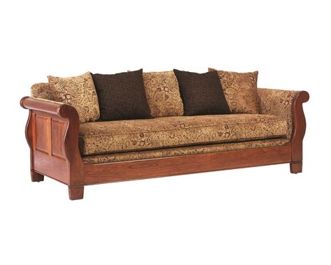 furniture wooden sofa deluxe brown wooden base traditional sofas frame with