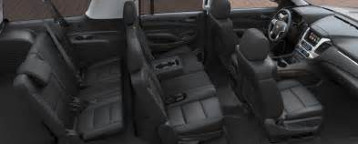 2017 chevy suburban large suv interior gm fleet