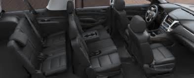 Suburban Chevrolet Interior 2017 Chevy Suburban Large Suv Interior Gm Fleet
