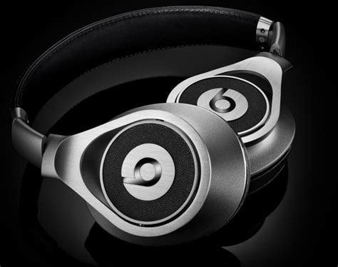 Headphone Beats Executive beats executive wired headphone silver