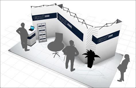 booth design illustrator pop up display archives integrated marketing detroit