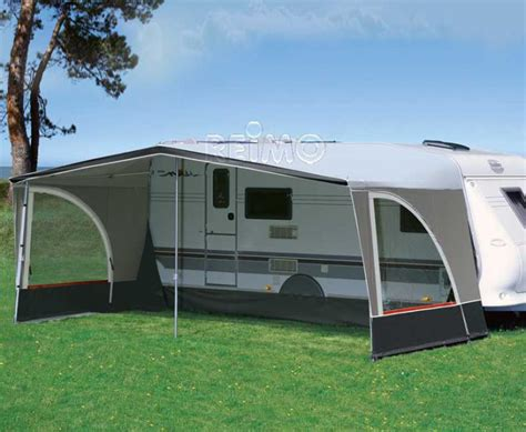 Herzog Awnings by Caravan Annex Tent S Size 13 Revolving Measure 959