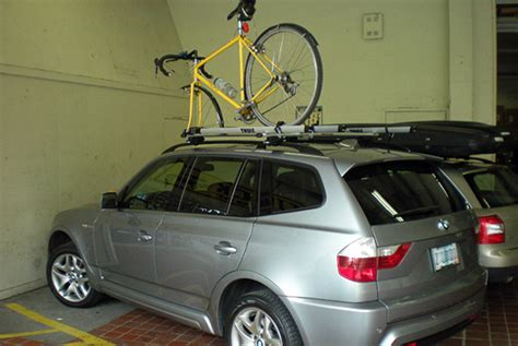 bike rack for bmw x3 bmw x3 roof rack guide photo gallery