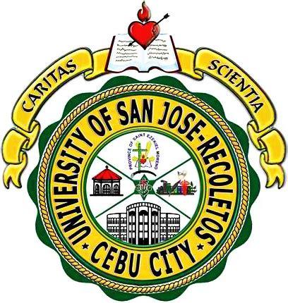 Is Sjsu For Mba by Of San Jose Recoletos Usjr Logo Schools
