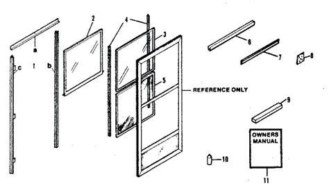 window door replacement parts window parts carlislerccar club