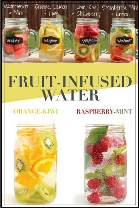 How To Make Flavored Detox Water by Best 25 Fruit Infused Water Ideas On Flavored