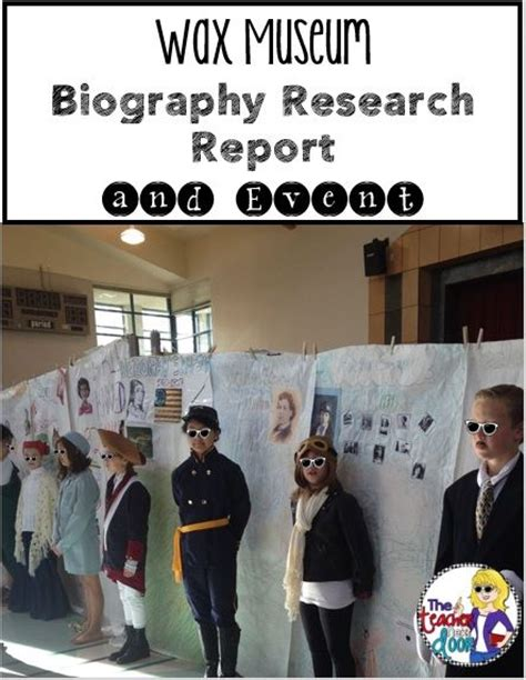 biography project ideas for elementary 597 best images about social studies ideas on pinterest