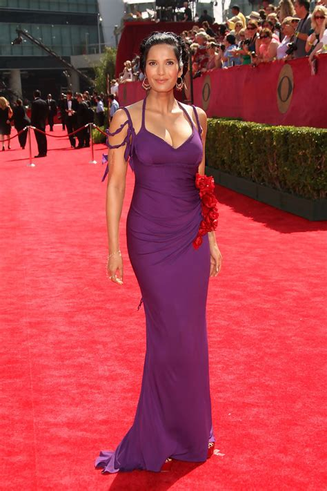 Pictures From The 61st Emmy Awards by Padma Lakshmi In 61st Annual Primetime Emmy Awards