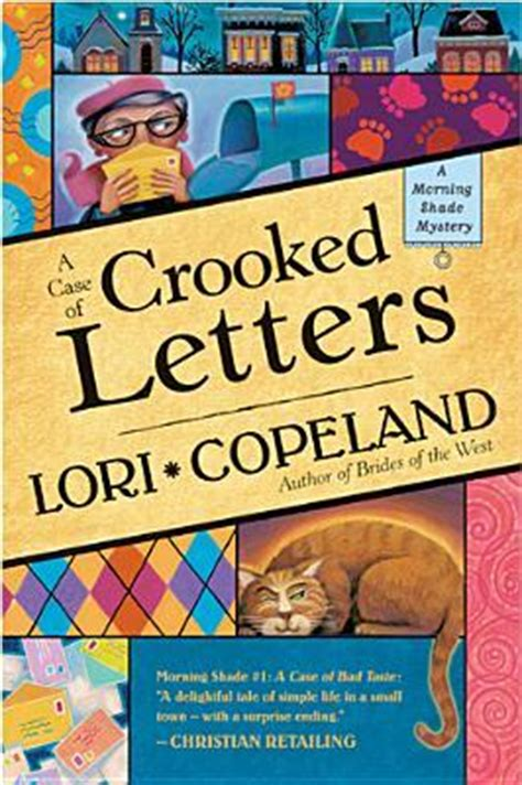the letters edition books a of crooked letters morning shade mystery 2 by