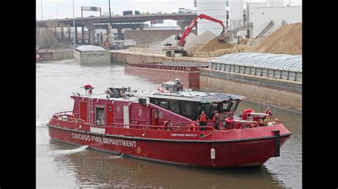 phoenix boats oy chicago fire department still box alarm mvu fire boat