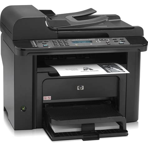 Printer Laser hp laserjet pro m1536dnf network monochrome ce538a bgj b h