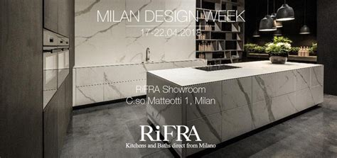 design events 2018 milan design week 2018 discover the rifra event design