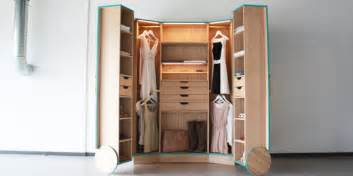 stylish walk in closet for small spaces