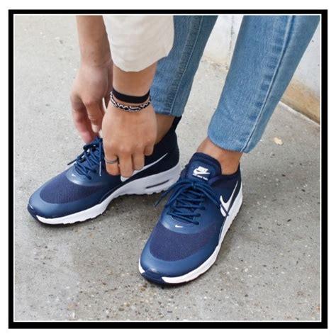 Sepatu Nike Airmax Thea Navy Putih switzerland nike air max thea navy 792a7 0d68f