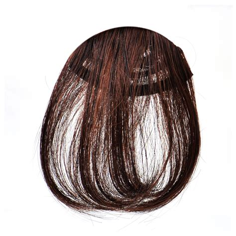hair extensions for thinning bangs neat air bangs hair extension clip in korean natural