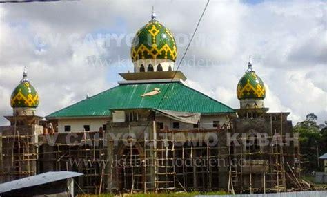 Gambar Kubah Masjid Berputar Ganda gambar kubah masjid modern contoh gambar aneka motif kuba di rebanas rebanas