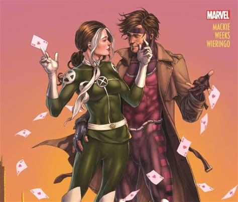 X Gambit gambit rogue trade paperback comic books