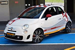 Abarth Colours A 500 In All Colors