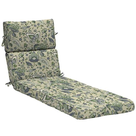 Jaclyn Smith Patio Chaise Lounge Cushion   Nathan