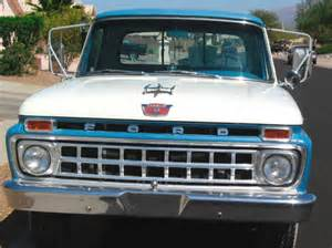 1965 ford f 100 custom cab 1 2 ton pickup for sale 7 000 front view