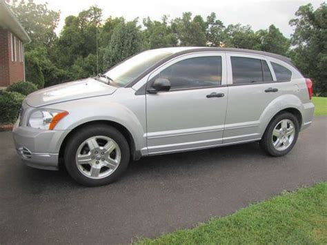 automobile air conditioning service 2007 dodge caliber electronic throttle control sell used 2007 dodge caliber sxt hatchback 4 door 2 0l in smithland kentucky united states