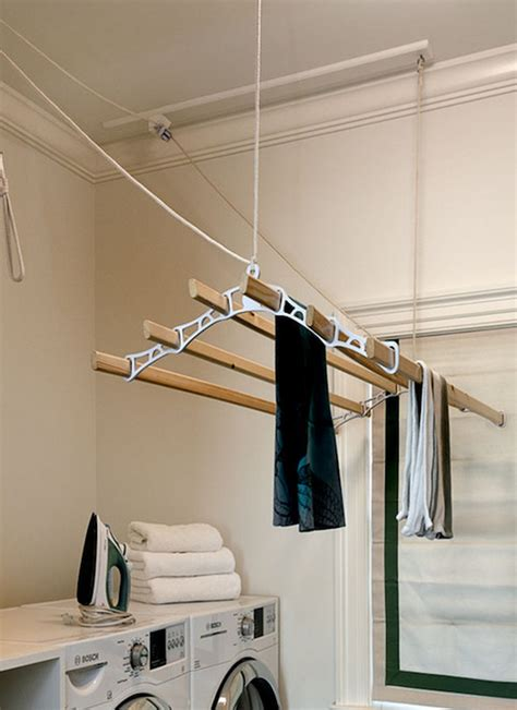 laundry room racks built in drying rack design decor photos pictures ideas inspiration paint colors and remodel