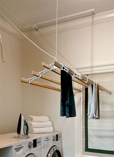 laundry room rack laundry room drying rack transitional laundry room crisp architects