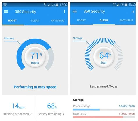 360 android app best android antivirus and mobile security apps 2016