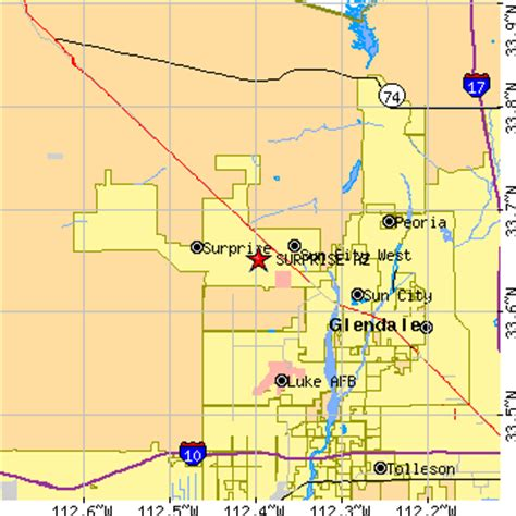 zip code map glendale az arizona zip code map 2013