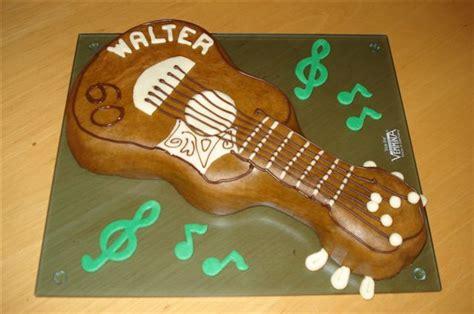 gitarren kuchen geburtstag erwachsene 187 60 geburtstag buch gitarre